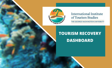 tourism recovery dashboard template